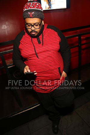 FIVE DOLLAR FRIDAYS 12.30.16