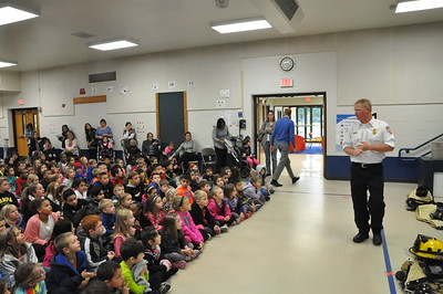 Fire Prevention Western Salisbury Elementary