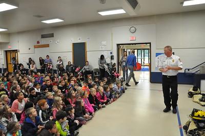 Fire Prevention Western Salisbury Elementary