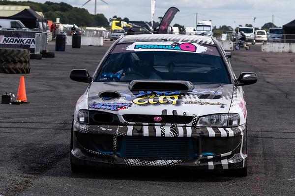 Formula G Round 3 2016 - Santa Pod Raceway