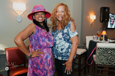 Herb & Felicia Gray Presents Charlotte's Favorite Happy Hour @ Ruth's Chris Southpark - 5-11-16 by Jon Strayhorn