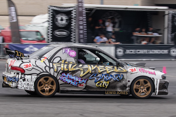 Gymkhana Grid UK Qualifier 2016