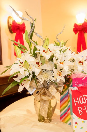 Helena McClure's Surprise Birthday Party @ Maggiano's 12-17-16 by Jon Strayhorn