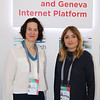 Tereza Horejsova at the launching of 'An Introduction to Internet Governance' by Dr Jovan Kurbalija, IGF Mexico, 2017.