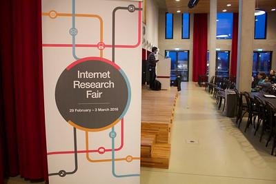 Internet Research Fair Amsterdam, Feb - March 2016