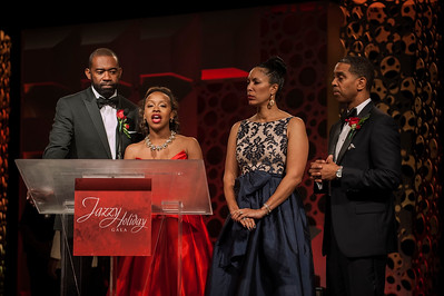 The Jazzy Holiday Gala Presented by The Harvey B Gantt Center @ The Charlotte Convention Center 12-5-16 by Jon Strayhorn