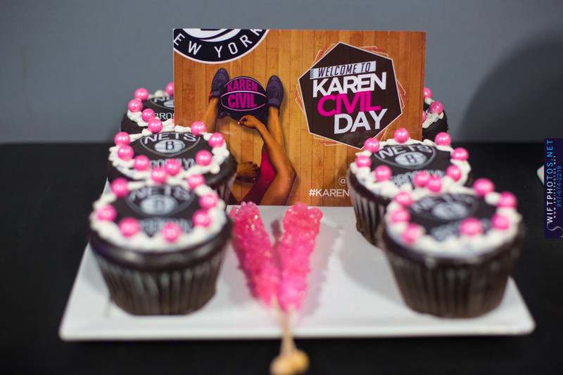 Karen Civil Day at Barclays Center (12.5.16)