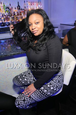 LUXX ON SUNDAYS 12.18.16