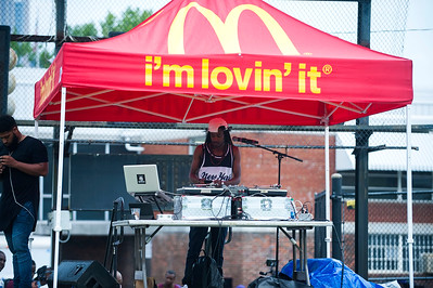 McDonald's Queen City Battle of the Bands 8-27-16 by Jon Strayhorn