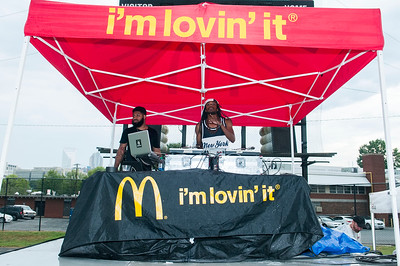 McDonald's Queen City Battle of the Bands 8-27-16 by Jon Strayhorn