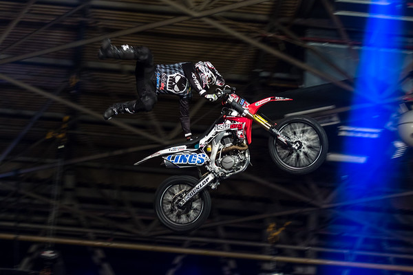Motorcycle Live 2016 - FMX Arena