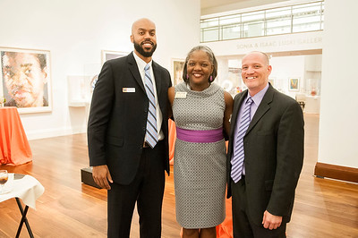 12th Annual NC Philanthropy Conference Reception @ Foundation For The Carolinas 8-17-16 by Jon Strayhorn