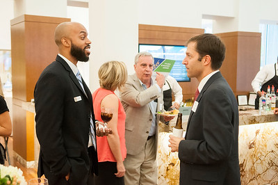 12th Annual NC Philanthropy Conference Reception @ Foundation For The Carolinas 8-17-16 by Jon Strayhorn