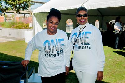 ONE Charlotte Day - Fellowship - Music - Food @ Romare Bearden Park 11-6-16 by Jon Strayhorn