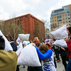 Pillow Fight NYC 2016