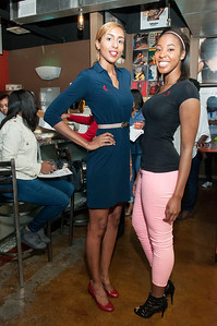 Red Pump Red Tie Presents - Cupcakes Condoms Conversation @ The Neighborhood Cafe 3-5-16 by Jon Strayhorn