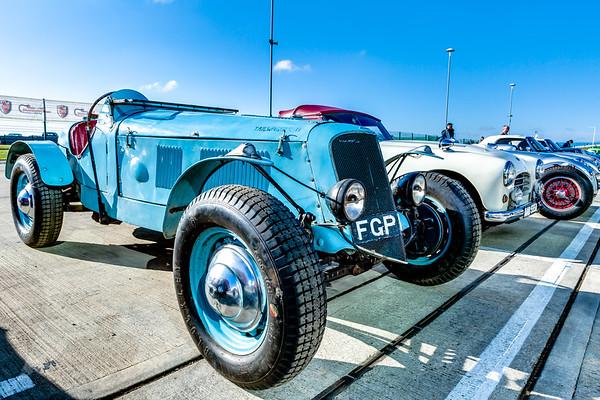 Silverstone Classic Media Day 2016