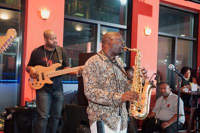 Sydney's Pre Jazz Festival Concert Presents Mike Phillips 6-2-16 by Jon Strayhorn