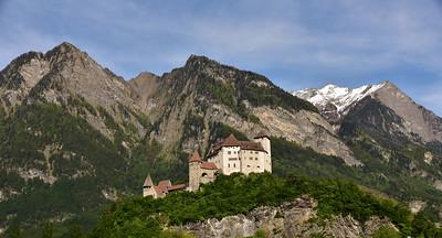 Burg Gutenberg in Balzers