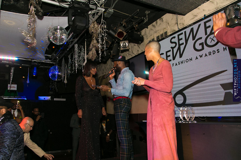 The First Annual Sew Far Sew Good Fashion Gala Awards
