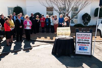 United Way of Gaston County 63rd Annual Meeting @ Gaston County Club 2-5-16 by Jon Strayhorn