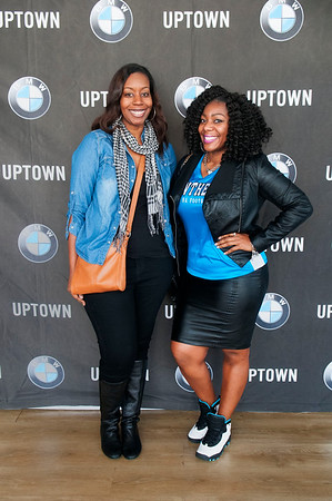 Uptown Magazine Sports One BMW Road To The Big Game Viewing Party 1-17-15