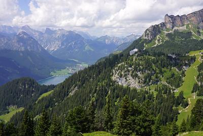Via Ferrata am Achensee