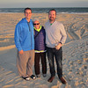 EAB sunset with Jimmy and Kevin April 27, 2016