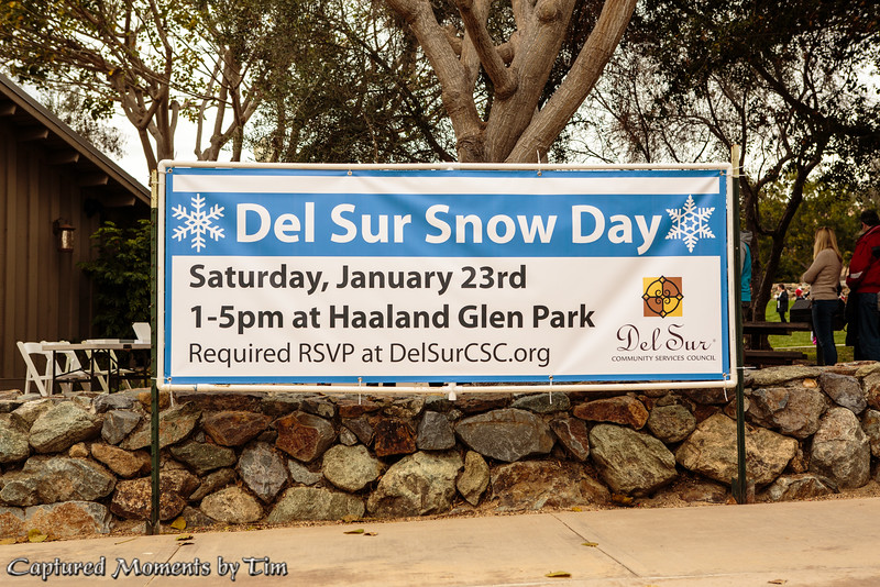 Del Sur Snow Day 2016