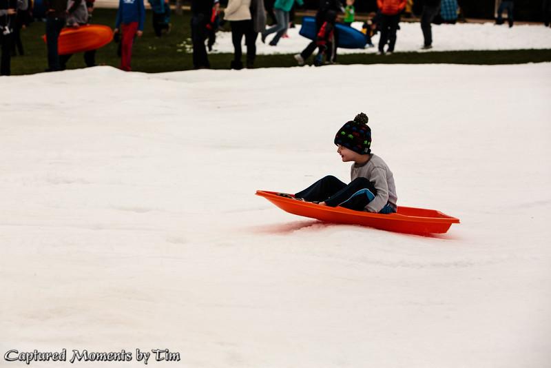 Del Sur Snow Day 2016