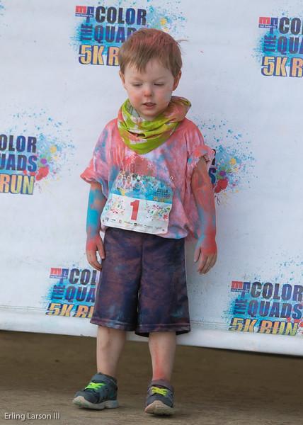 Color the Quad Kids