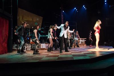 Rock Of Ages at Timber Lake Playhouse