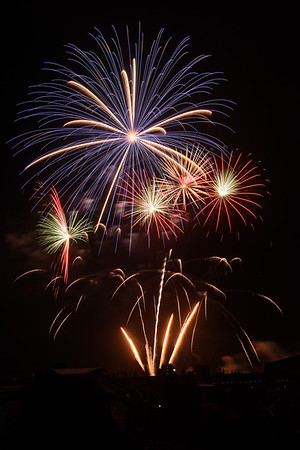 20160704 Albuquerque Fireworks 038
