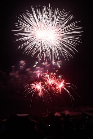 20160704 Albuquerque Fireworks 013
