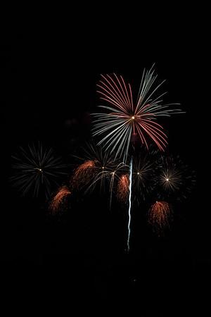 20160704 Albuquerque Fireworks 010