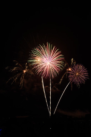 20160704 Albuquerque Fireworks 004