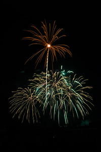 20160704 Albuquerque Fireworks 049