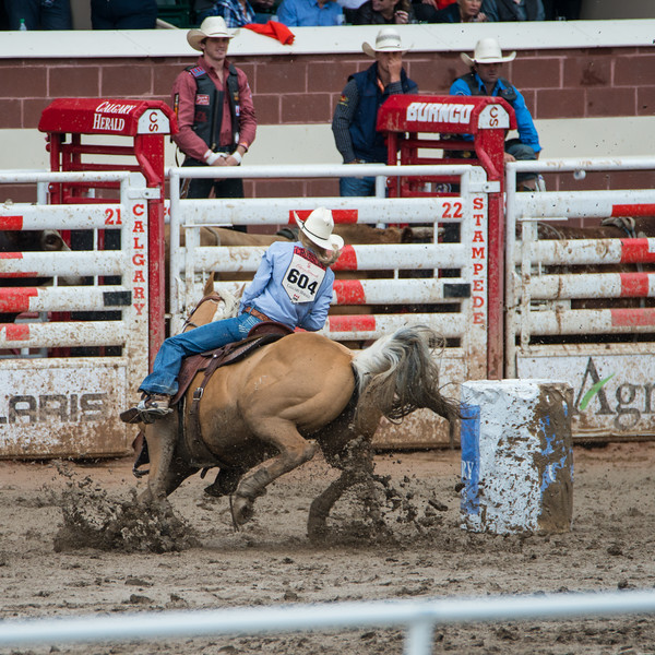 Calgary Stampede Rodeo 0208