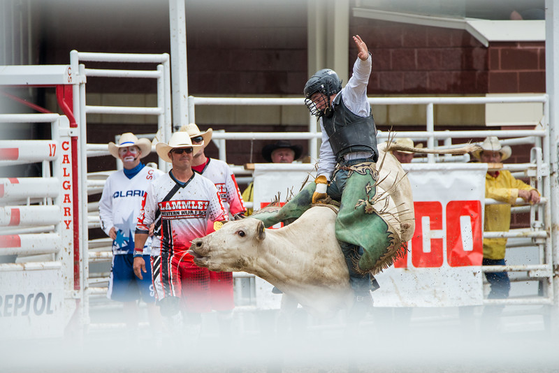 Calgary Stampede Rodeo 9877