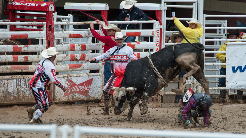 Calgary Stampede Rodeo 0280