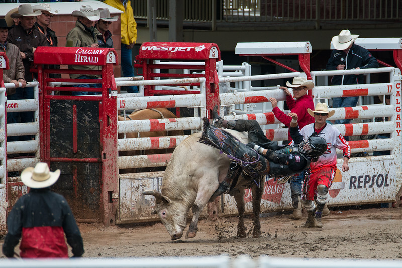 Calgary Stampede Rodeo 0257