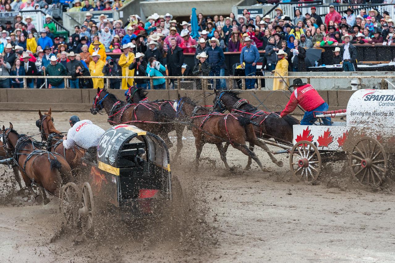 Calgary Stampede The Chucks'