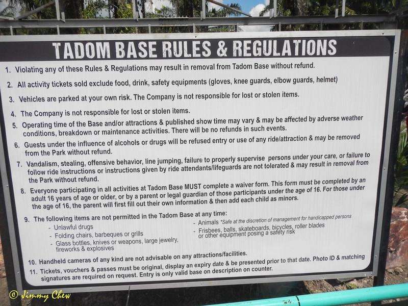 Tadom Base R&R.
