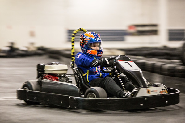 2016-11-21 Indoor carting mini race