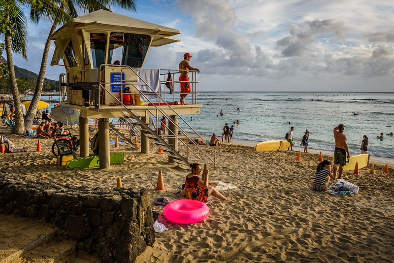 Wikiki Beach
