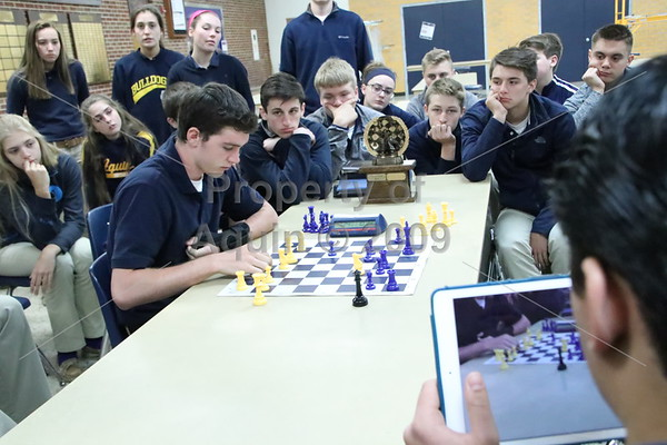 aquin senior high chess tourney finale . 5.10.17