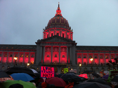 2017-01-21 Women's March San Francisco