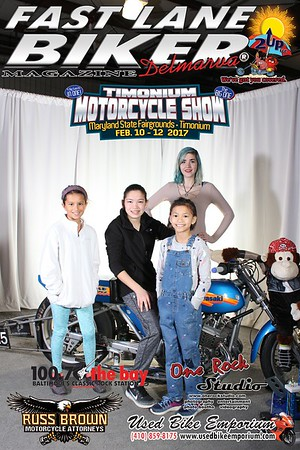 2017-02-12 Timonium Motorcycle Show - FLBD Xtreme Foto Booth by One Rock Studio