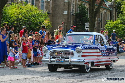 2017-07-04 Independence Day Parade - Hinsdale, IL