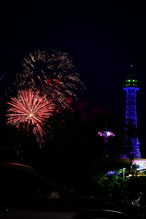 2017-07-04 July 4th at Kings Island
